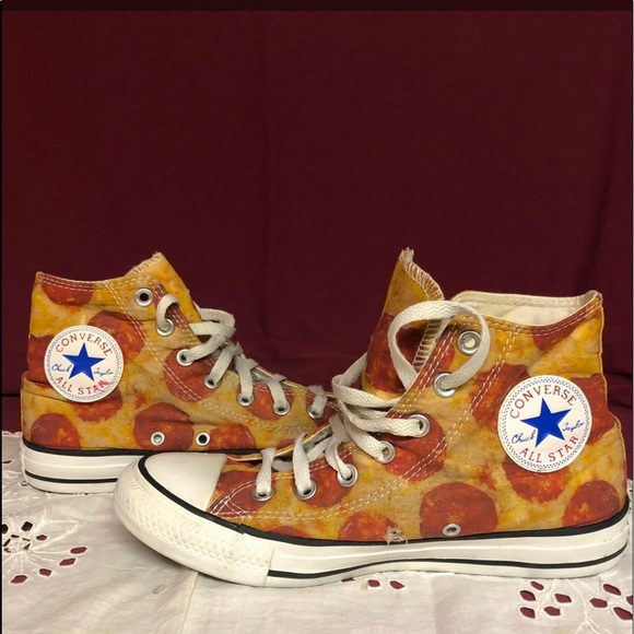 Converse Pizza Hi Tops